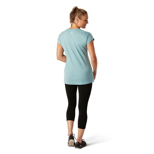 SMARTWOOL Smartwool Women's Merino Sport 150 Mountain Reflection Tee