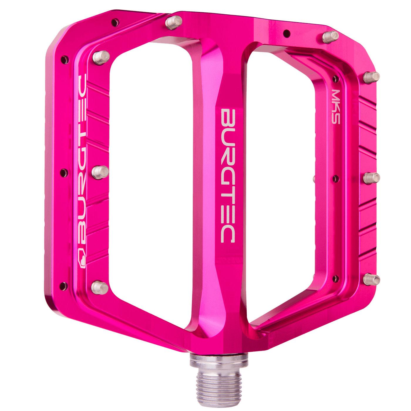 Burgtec Burgtec Penthouse Flat MK5 Pedals