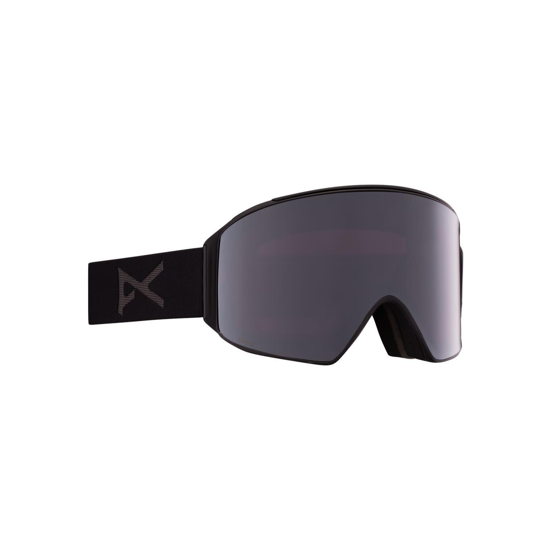 Anon. Anon M's M4 Cylindrical Goggle + Bonus Lens + MFI Facemask