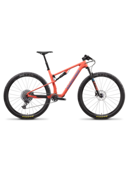 Santa Cruz Santa Cruz Blur XC - S / Carbon / 29 (2022)