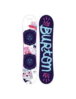 Burton Burton Girls Chicklet Flat Top Snowboard