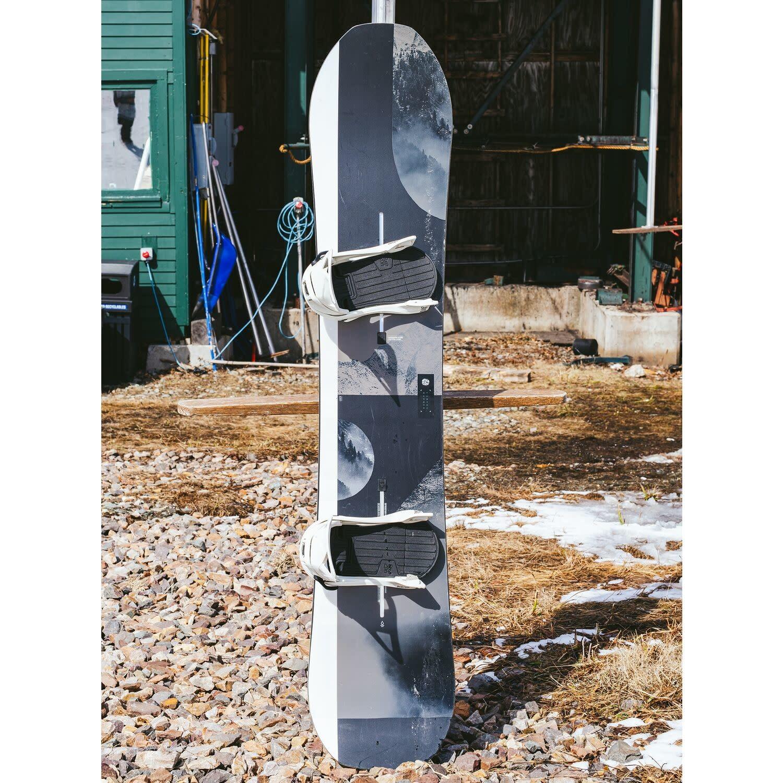 Burton Burton M's Cartographer Camber Snowboard (2022)