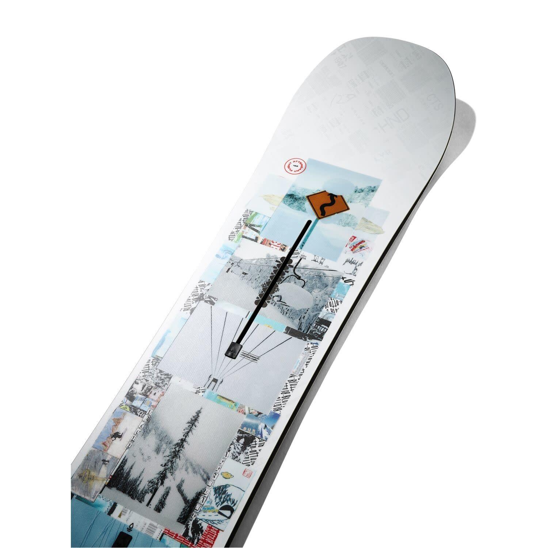 Burton Burton M's Flight Attendant Camber Snowboard (2022)