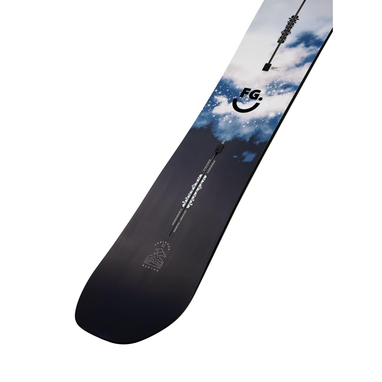 Burton Burton W's Feelgood Flying V Snowboard (2022)