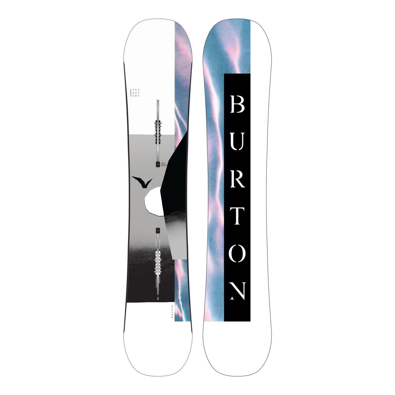 Burton Burton W's Yeasayer Flat Top Snowboard (2022)