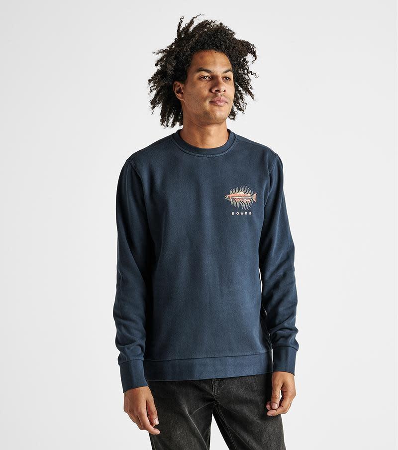 Roark Roark Men's Bait & Switch Crew Sweatshirt
