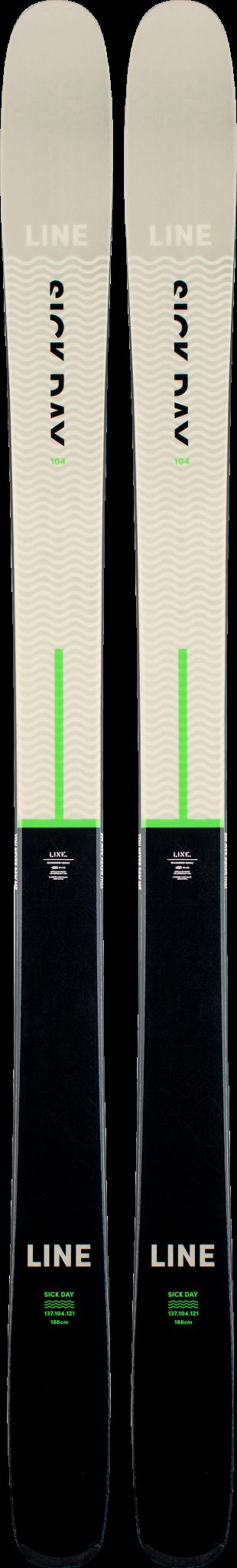 LINE Line M's Sick Day 104 Ski (20/21)