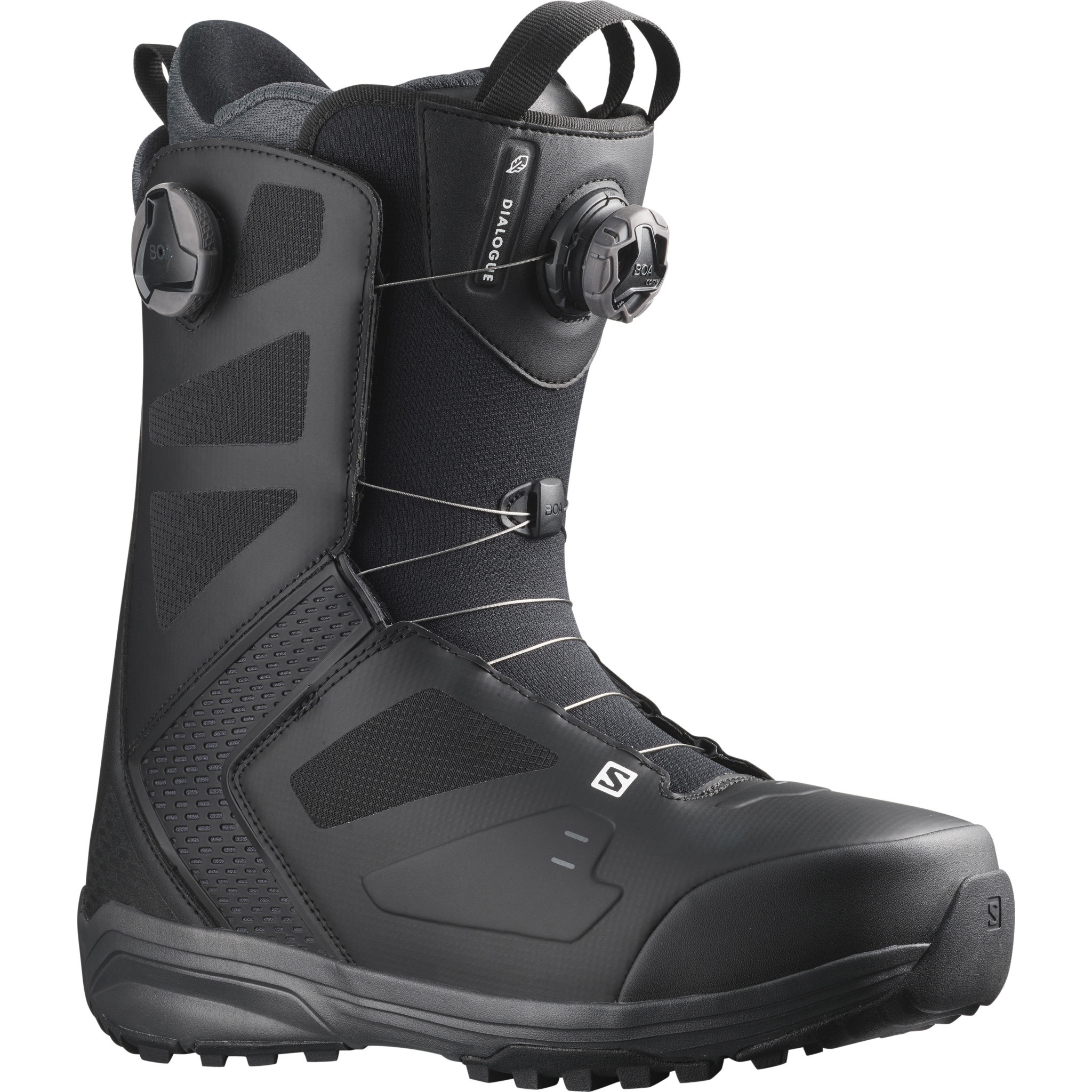 Salomon Snowboard Salomon M's Dialogue Dual BOA Snowboard Boot (2022)