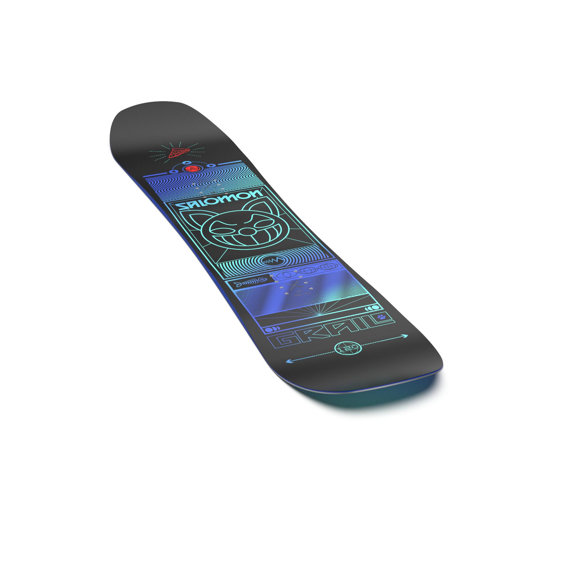 Salomon Snowboard Salomon Boys Jr Grail Snowboard (2022)