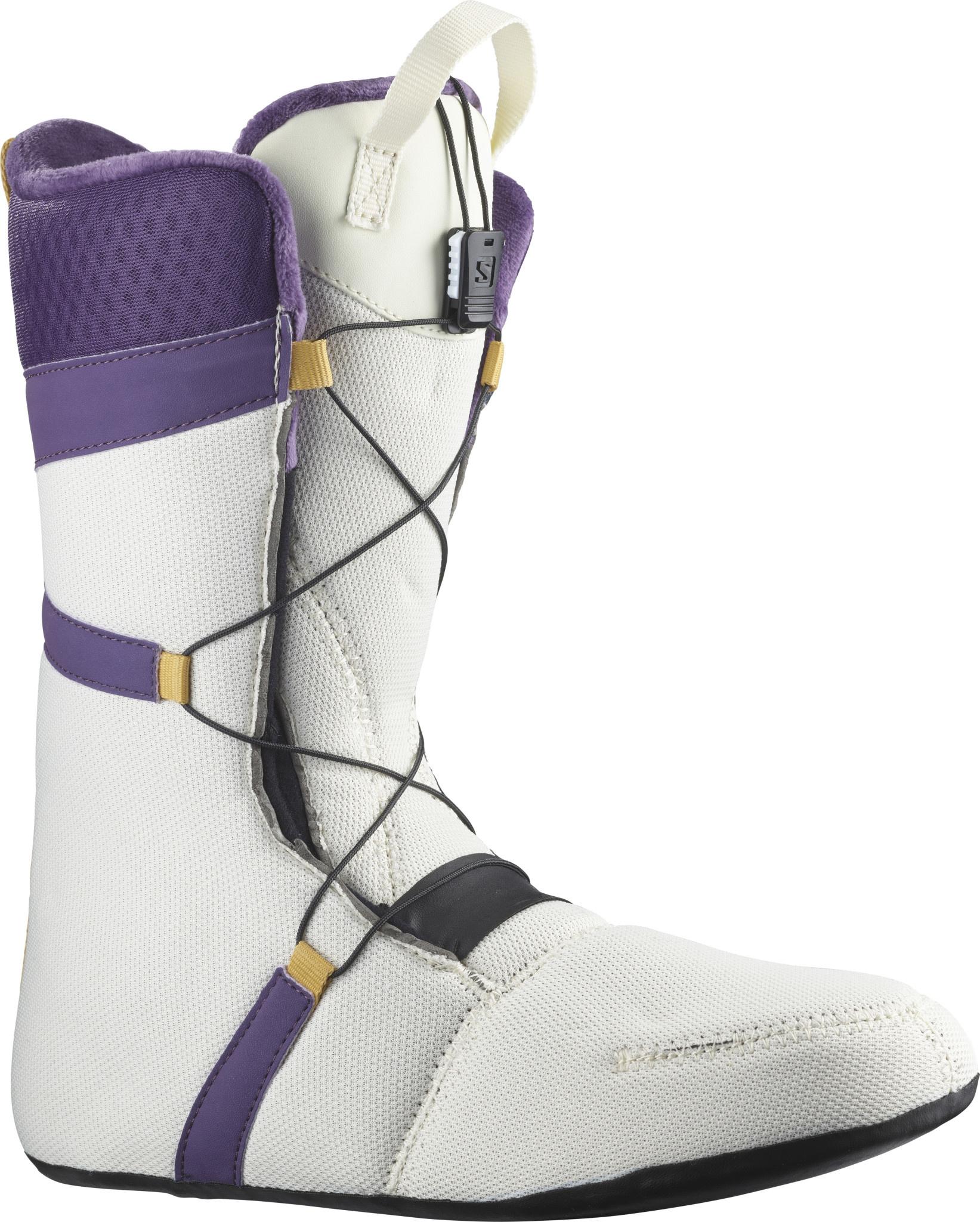Salomon Snowboard Salomon M's Launch Lace SJ BOA Team Snowboard Boot (2022)