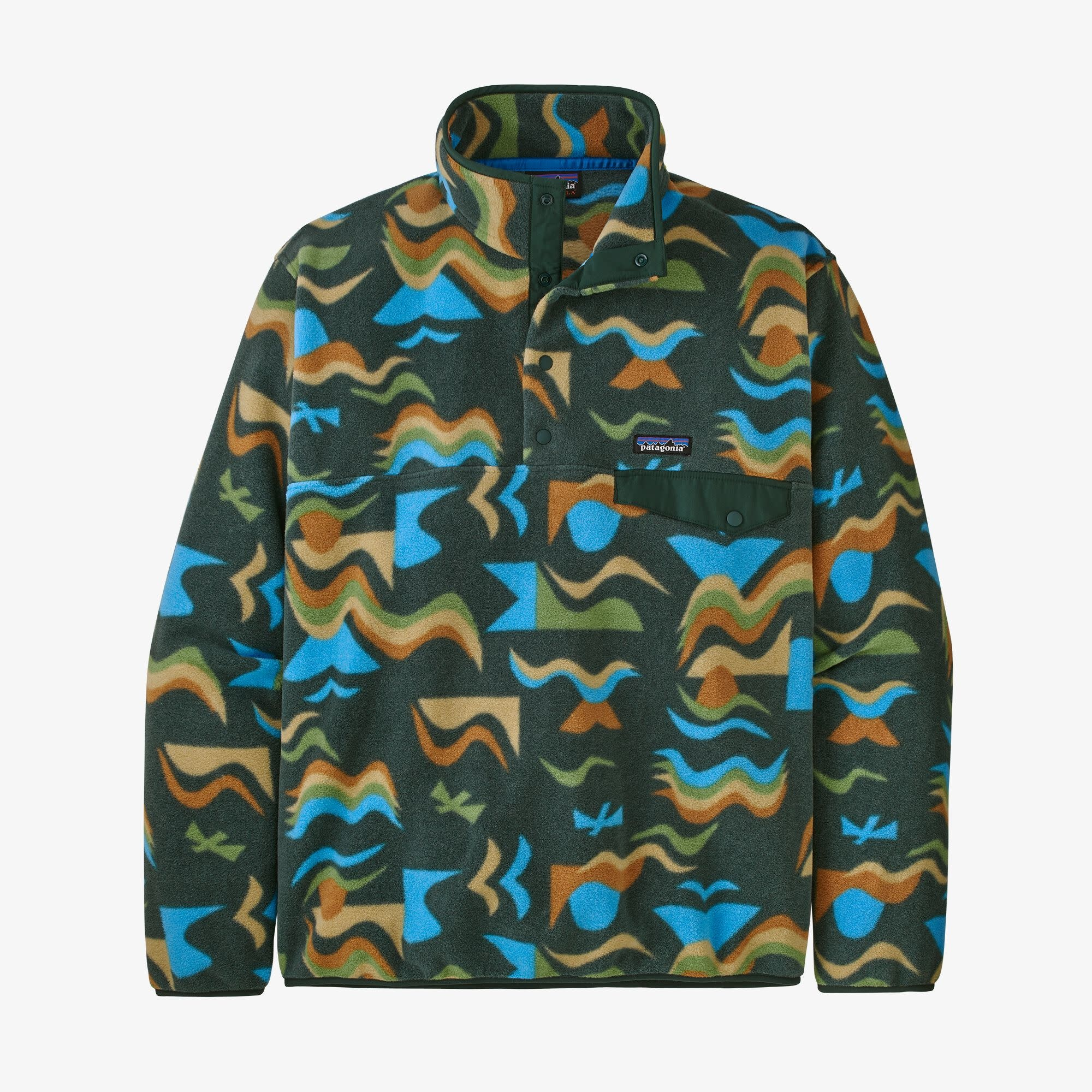 Patagonia Patagonia M's Lightweight Synchilla Snap-T Pullover Fleece