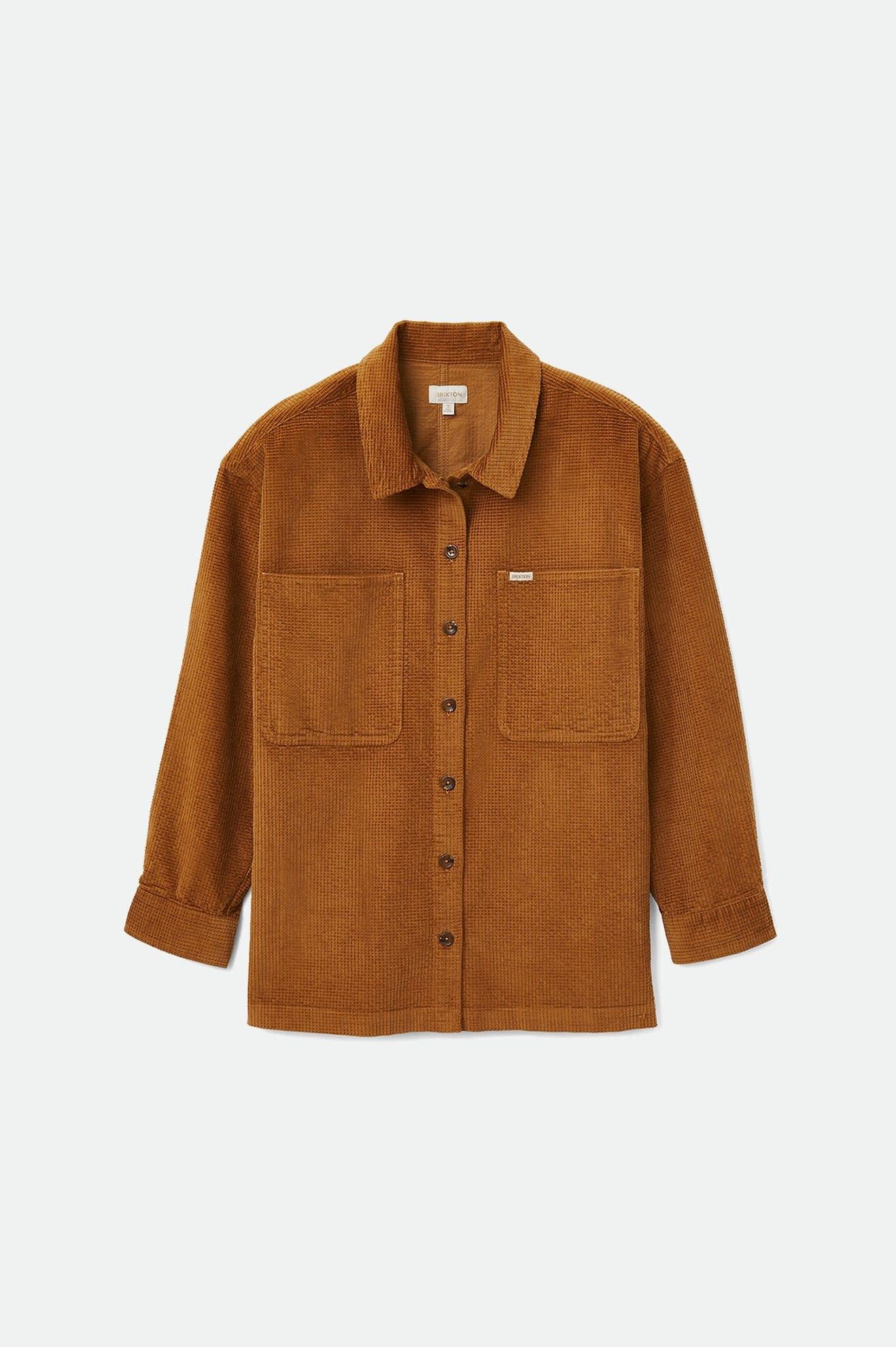 Brixton Brixton W's Bowery Tunic Overshirt