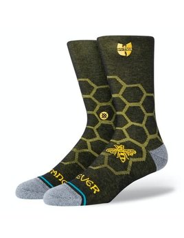 STANCE Stance Wu Tang Hive Sock