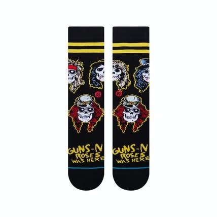 STANCE Stance Guns N' Roses Appetite Sock