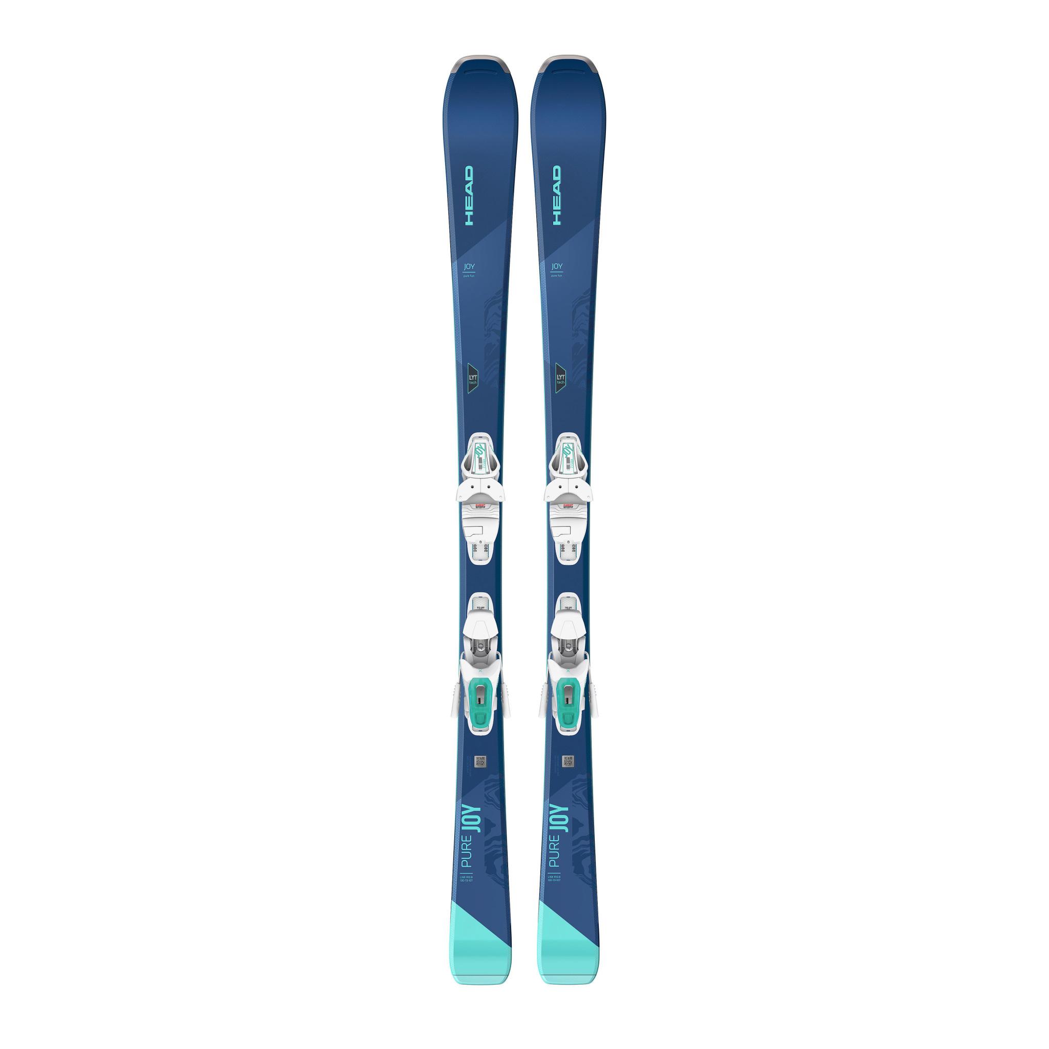 Head Head W's Pure Joy SLR Joy Pro + Joy 9 GW Ski Package