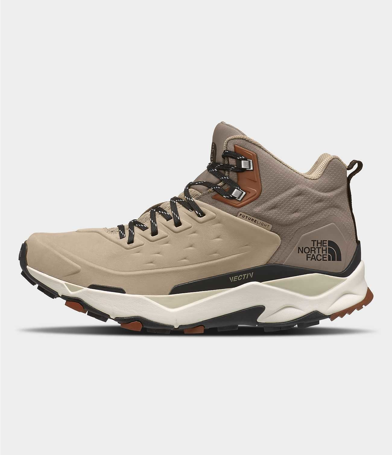 The North Face The North Face M's VECTIV Exploris Mid FL Leather Boot