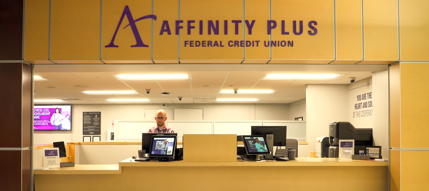 Affinity Plus, Federal Credit Union