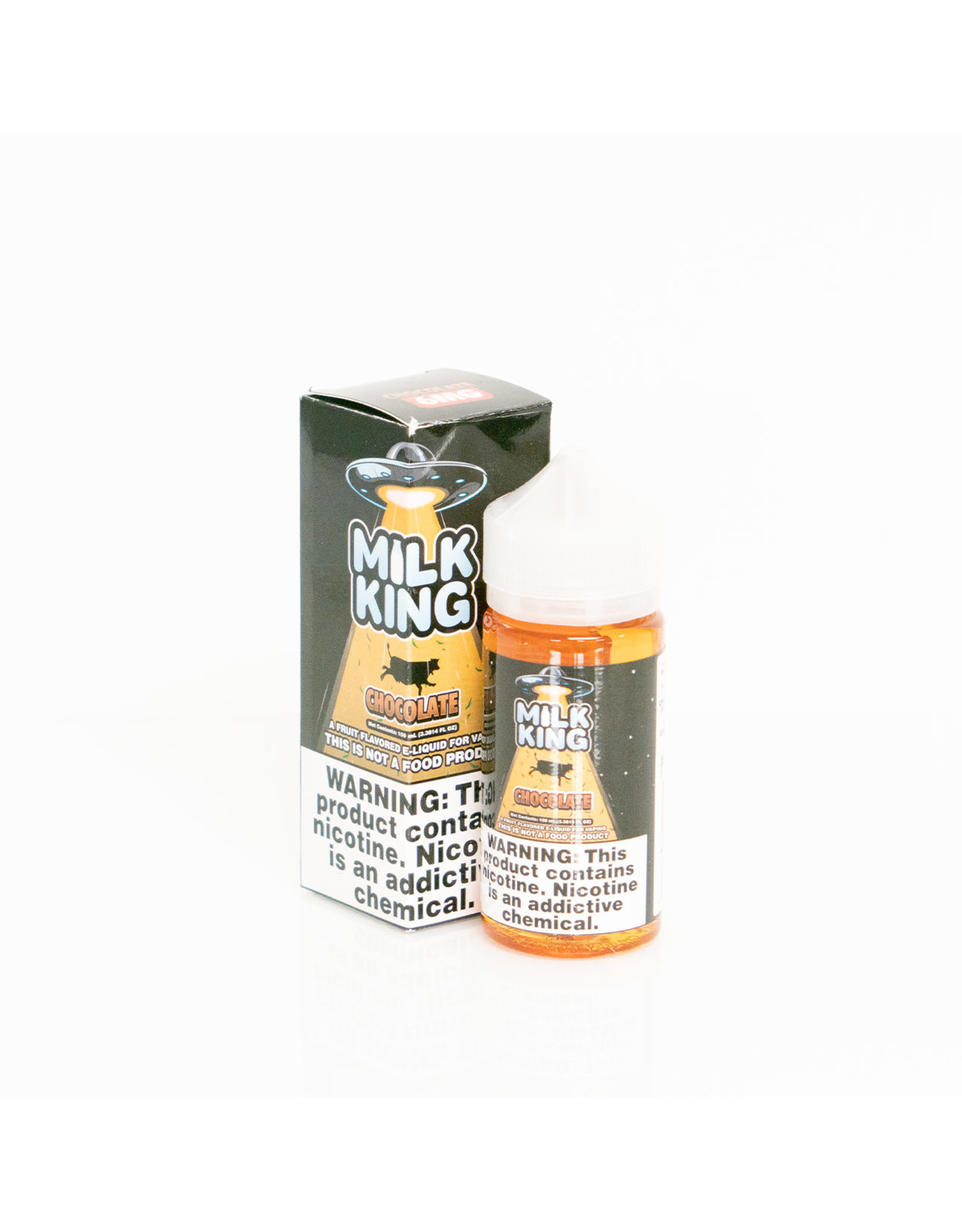 Dripmore Dripmore: Milk King E-Liquid-