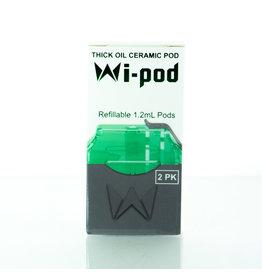 Smoking Vapor (SV) SV: Wi-Pods- Ceramic