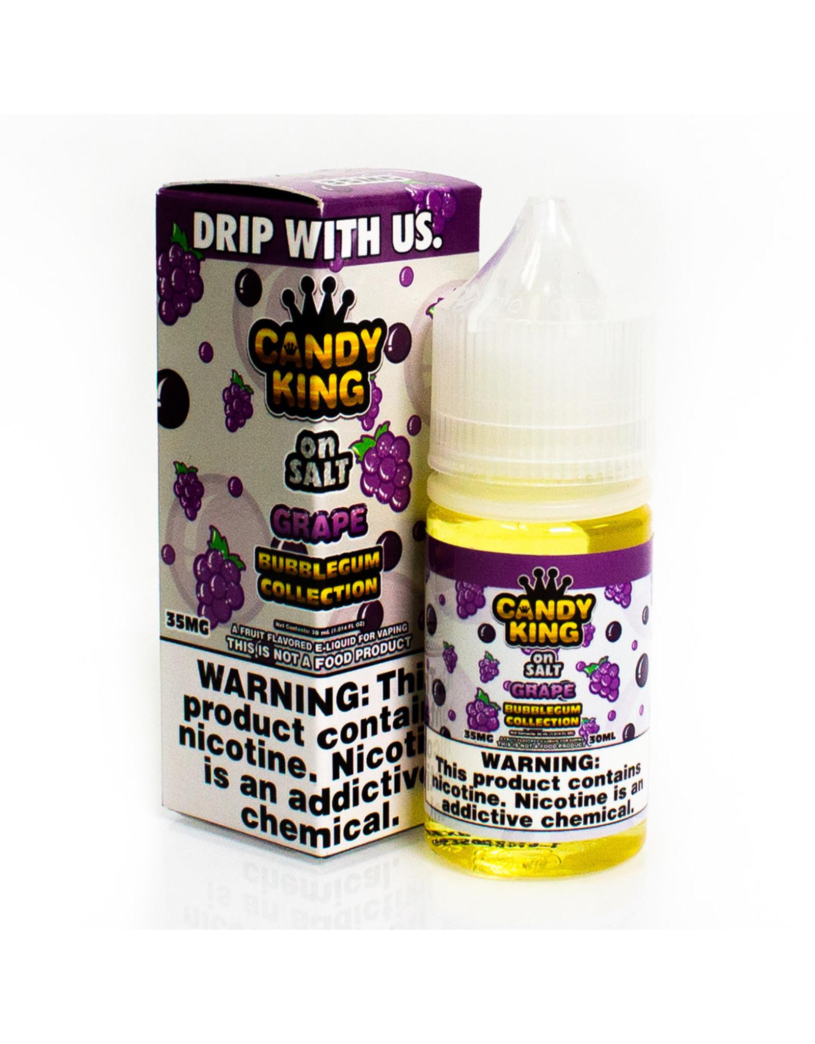 Dripmore Dripmore: Candy King Bubblegum Edition Salt Liquid-