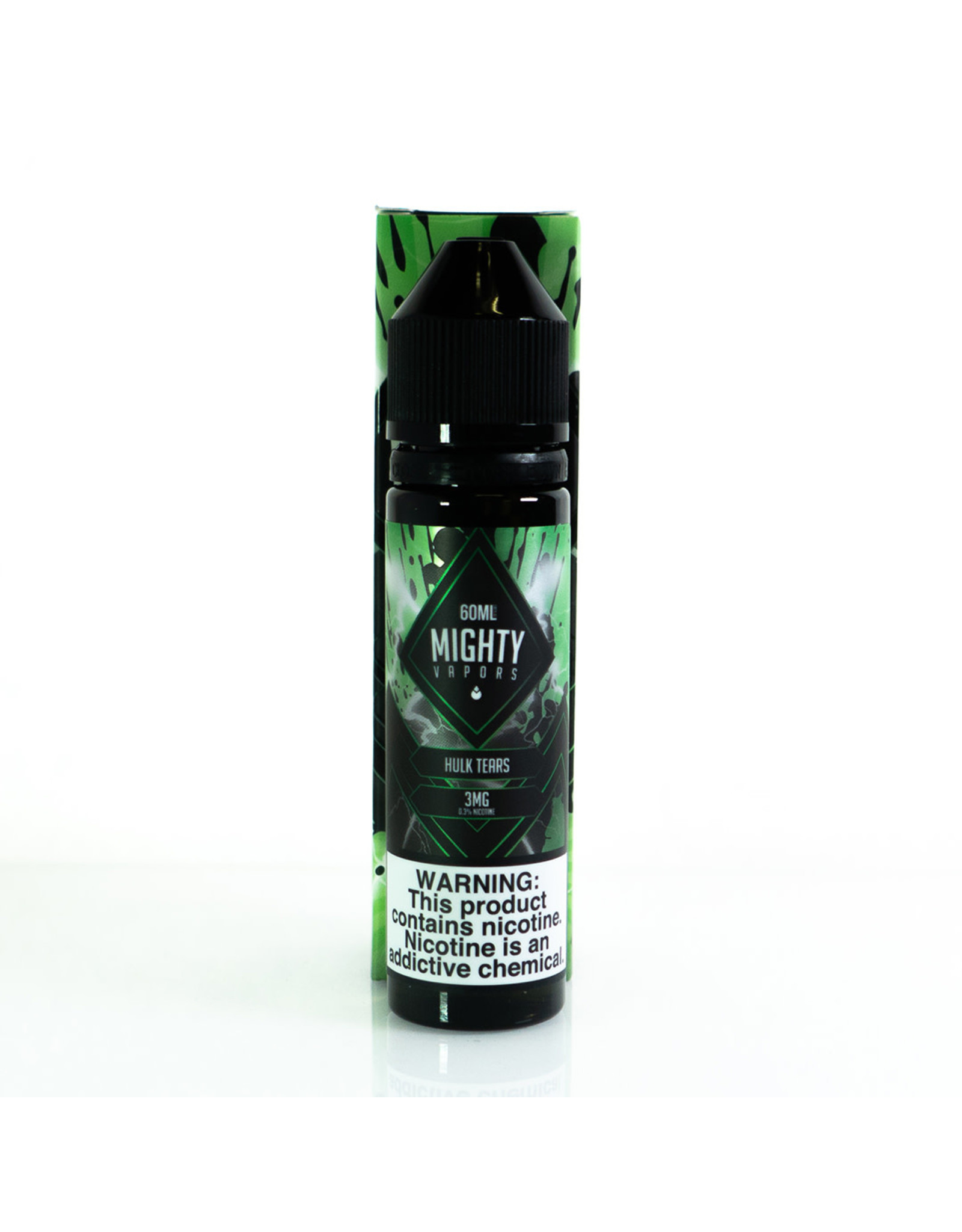 Mighty Vapors Mighty Vapors: Hulk Tears E-Liquid-