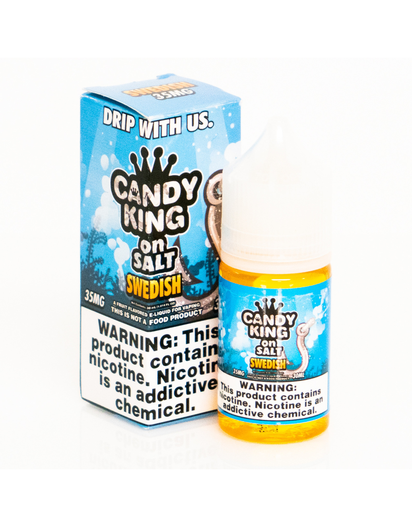 Dripmore Candy King: Salt-