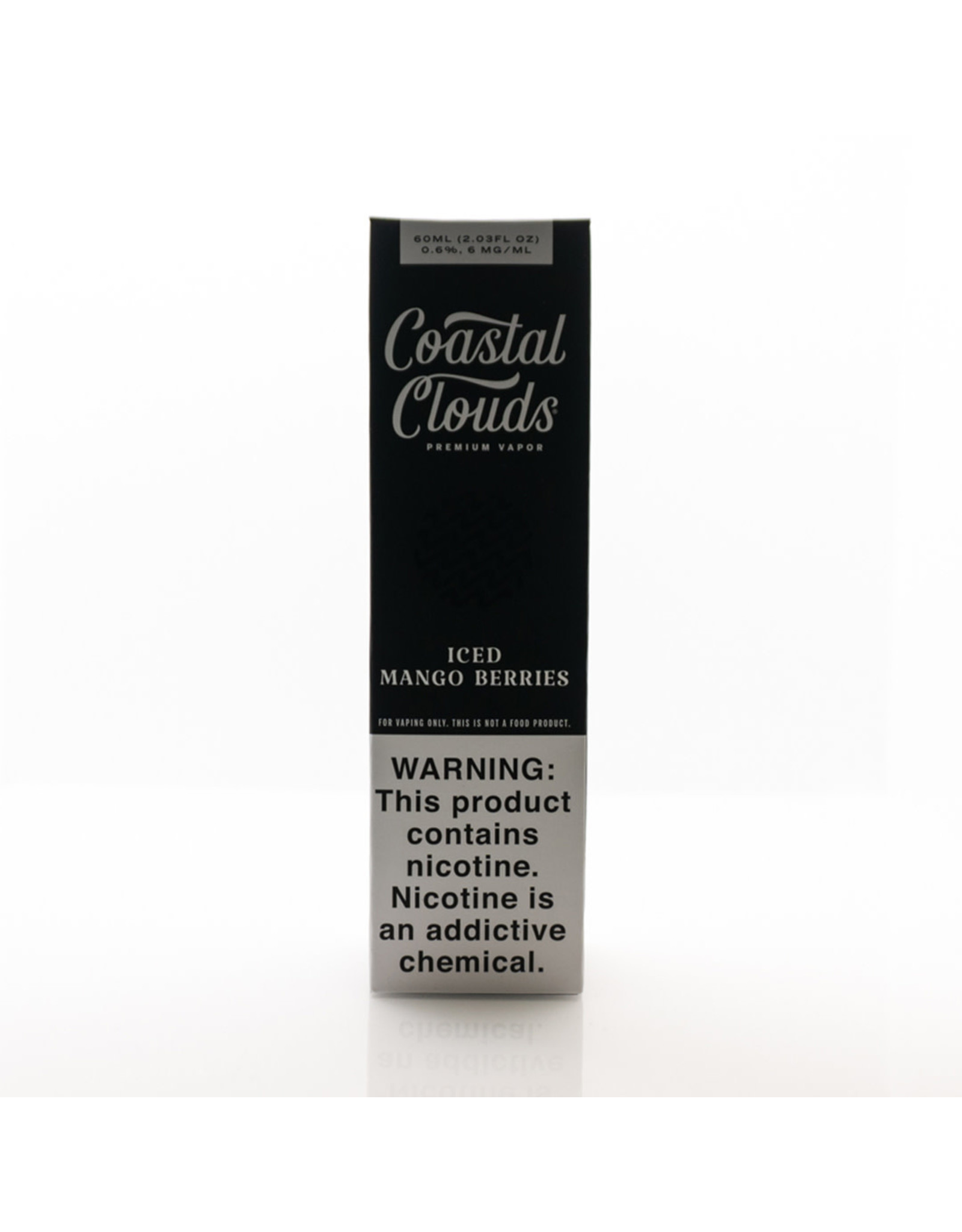 Coastal Clouds Coastal Clouds E-Liquid: Iced-