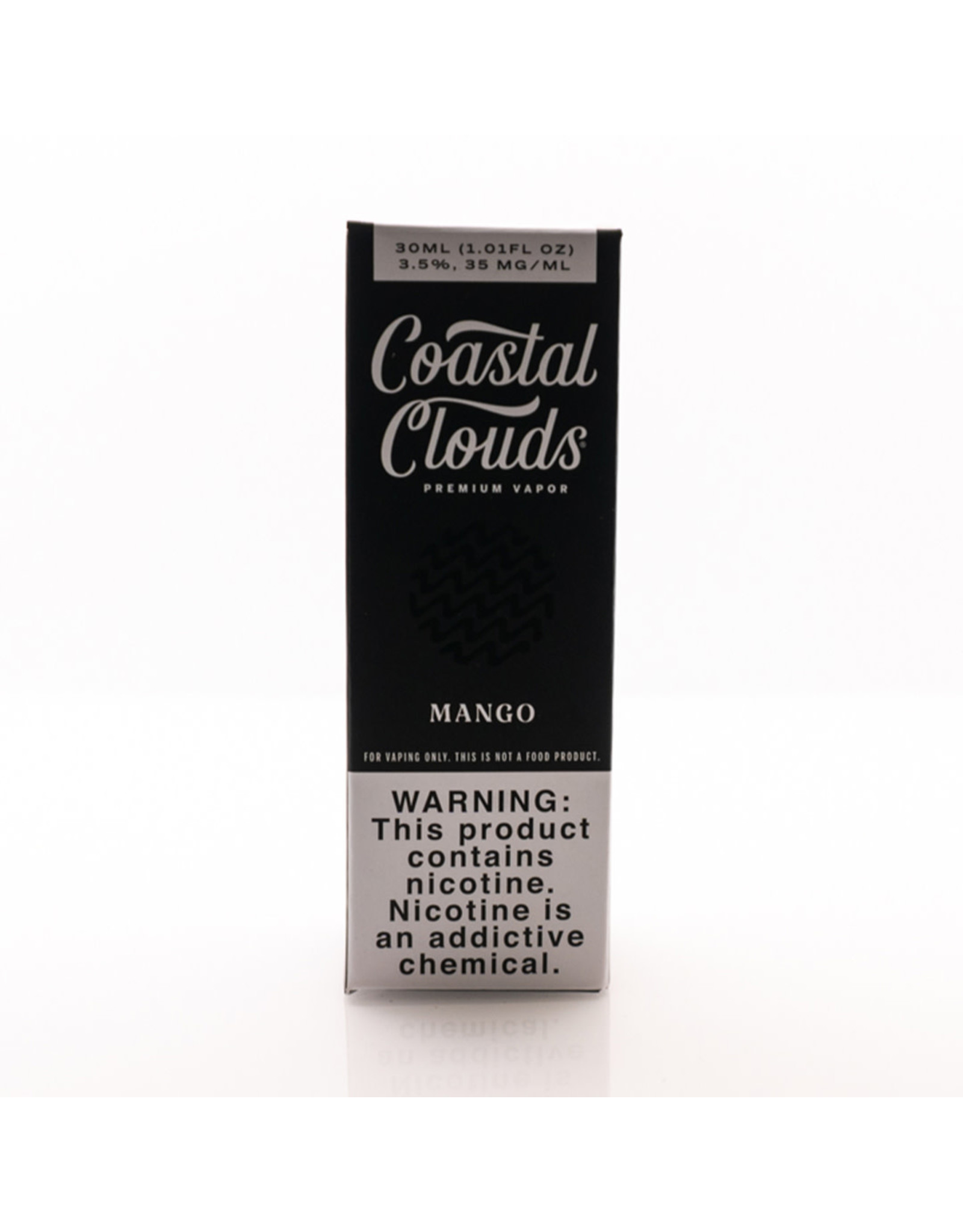 Coastal Clouds Coastal Clouds: Salt Liquid-