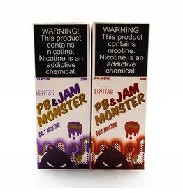 Monster E-Liquids Monster Salts: PB&J Salt Liquid-