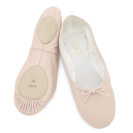 BLOCH Split Sole Leather (Girls)