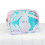CAPEZIO HOLOGRAPHIC MAKEUP BAG by Capezio
