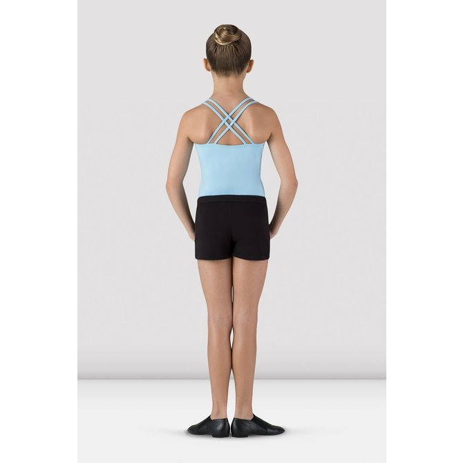 BLOCH KIDS V FRONT SHORT