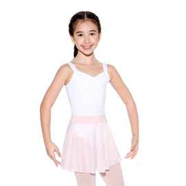 SO DANCA SL63 JERSEY PULL ON SKIRT (KIDS)
