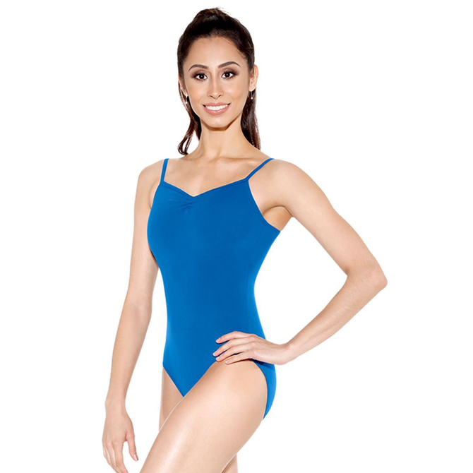 SO DANCA SL04 CAMISOLE W/PINCH