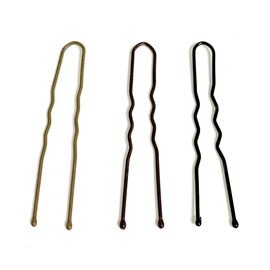 "FH2 U-Shaped 2"" Hair Pins 100 Pack"