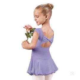 EUROTARD 44285 GIRLS BOW BACK DRESS