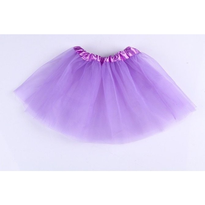 BALLOWEAR Fluffy Kids Ballet Skirt by Ballowear