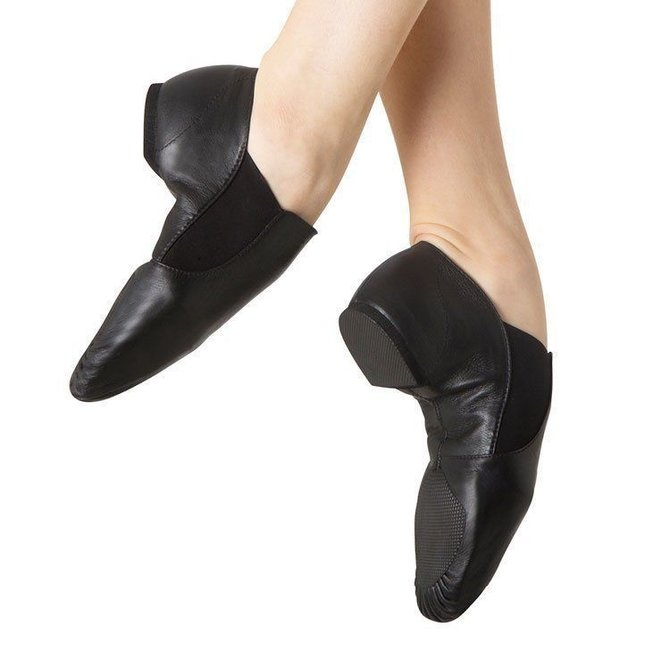 "BLOCH ""ELASTA BOOTIE"" JAZZ SHOE"