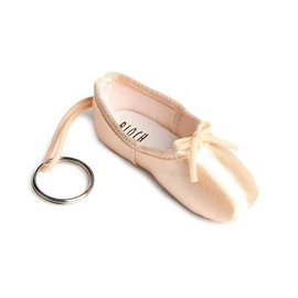 BLOCH BLOCH - PINK POINTE SHOE KEY RING