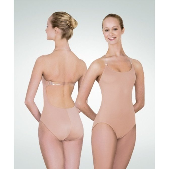 BODYWRAPPERS 277 NUDE SUIT-FULL BODY