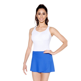SO DANCA SL67 WRAP SKIRT