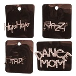 ALL 4 DANCE Dance Brooches