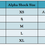 APOLLA PERFORMANCE WEAR THE ALPHA SHOCK W/TRACTION - FEMALE