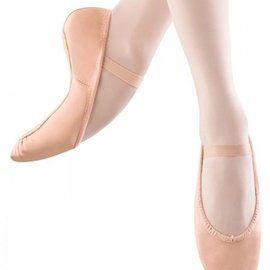 "BLOCH ""Dansoft"" Pink ADULTS Full Sole"