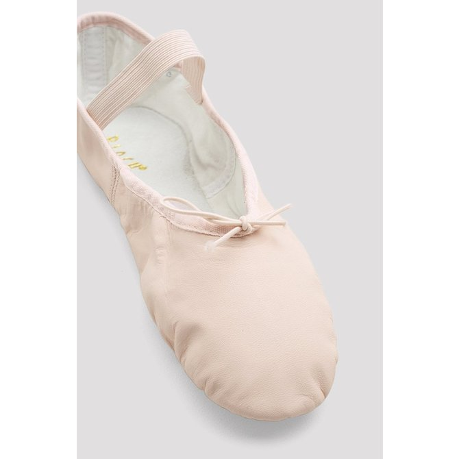 "BLOCH ""Dansoft"" Pink KIDS Full Sole"