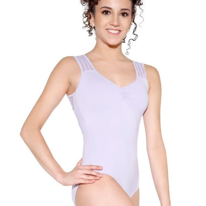 "SO DANCA ""Polina"" Tank Mesh"