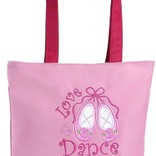 Sassi Designs Love 2 Dance - Pink Slippers
