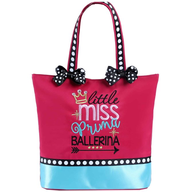 Sassi Designs Little Miss Prima Ballerina