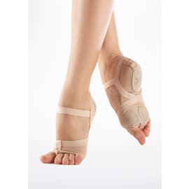 CAPEZIO FULL BODY FOOTUNDEEZ - NUDE