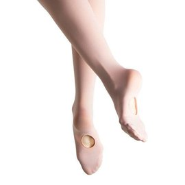 BLOCH T1935 ADAPTOE TIGHTS - SALMON